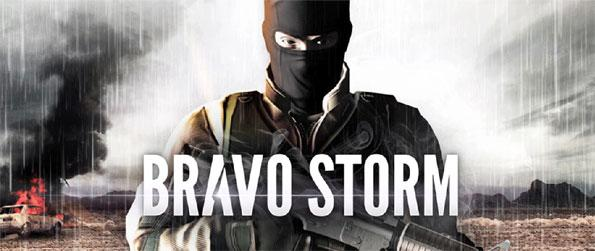 Bravo Storm - Duke it out with other players in full FPS gameplay.