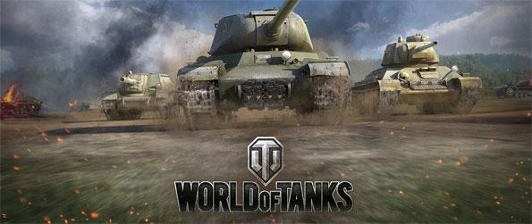 World of Tanks - Get ready to take players head-on in brutal tank battles.