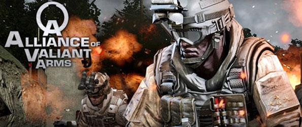 Alliance of Valiant Arms - Play this military-based first person shooter and use a variety of weapons and upgrade them to effectively mow down your opponents.