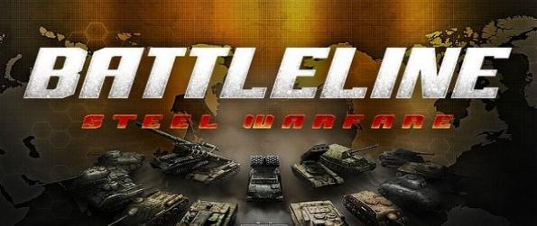 Battleline: Steel Warfare - Be a tank commander, and guide your squad in battling other tanks to invade territories and reduce your enemies into burning heaps of metal.
