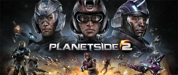 Planetside 2 - Immerse yourself in this exhilarating MMOFPS in which you'll get to participate in massive battles.