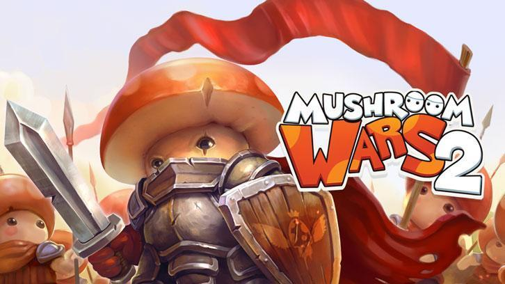 Mushroom Wars 2 Launches Exclusively on iOS and Apple TV