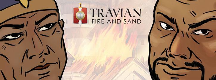 Upcoming Annual Event - Travian: Fire and Sand
