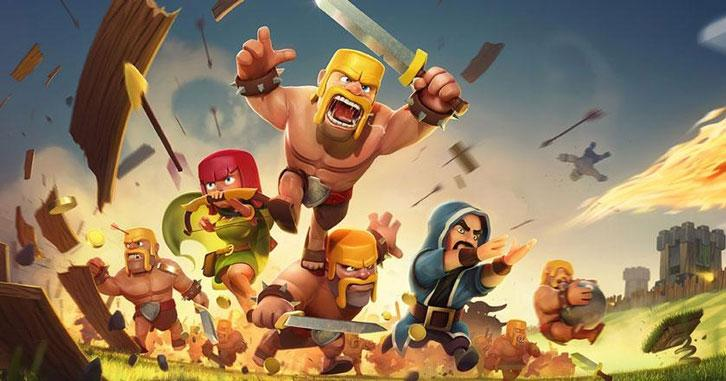 Games like Clash of Clans on Find Games Like