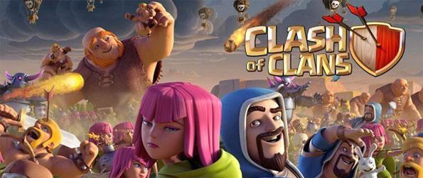 Clash of Clans - Use the perfect attacking and defensive strategies to protect your land from the ferocious goblins.