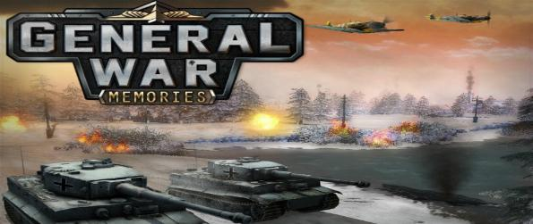General War: Memories - Go back into the battlefields of World War II and relive historical battles in General War: Memories.