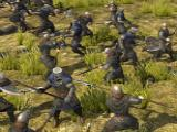 Fighting a peasant riot in Total War Battles: Kingdom