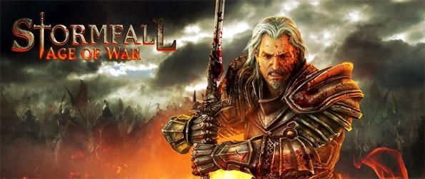 Stormfall: Age of War - Gather resources and build up your army to build a formidable castle in this exciting MMORTS, Stormfall: Age of War!