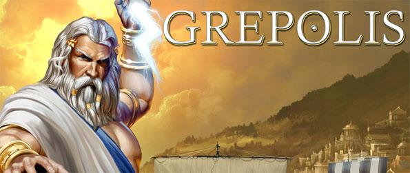 Grepolis - Bring the best of Greece's warriors and goddess under your banner.