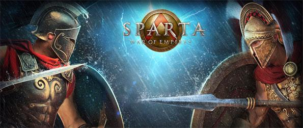 Sparta: War of Empires - Forge alliances to defend Greece from the Great Persian Empire in this stunning MMORTS game, Sparta: War of Empires!