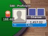 Poker Mira Social Call or Fold