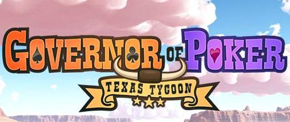 Governor of Texas - Be the best in the wild west with this Texas Holdum Poker Game.