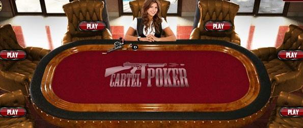 Cartel Poker - Join other gangsters in this wonderful themed Poker Facebook Game.