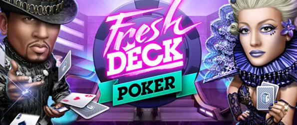 Fresh Deck Poker - Enjoy this addicting poker game that'll certainly live up to all your expectations.