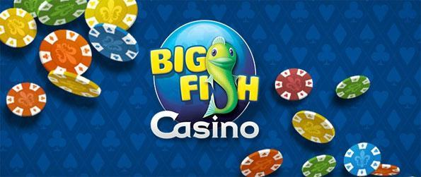 Big Fish Casino - Enjoy the best and most fun casino experience around right here.