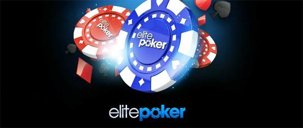 Elite Poker - Play high-stakes Poker in high-definition imagery.