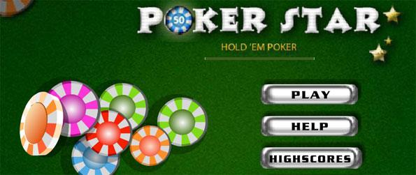 Poker Star - Holdem Poker - Play for 9 different winning hands combinations and have unlimited fun with Hold'em Poker!