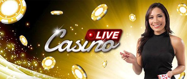 Live Casino Mania - Get the real life casino experience with live video streaming of card dealers.