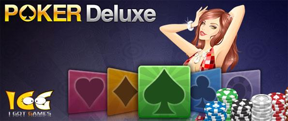 Texas HoldEm Poker Deluxe - Play an exciting game of poker against players from all over the world.