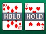 Video Poker Hold Cards
