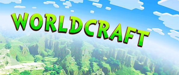 World Craft - Build your own voxel-based world from scratch in this amazing sandbox game, World Craft!