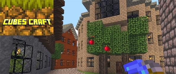 Cubes Craft: Block Planet - Enjoy this awesome sandbox game that's filled to the brim with content to enjoy.