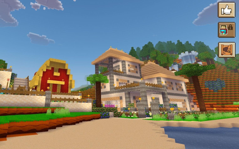 Block craft 3d building game sandbox games for Block craft 3d online play