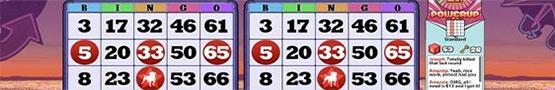 Slots & Bingo Spiele - 5 Amazing Bingo Games