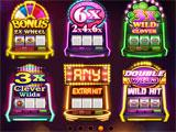 Old 80's Slots Lobby