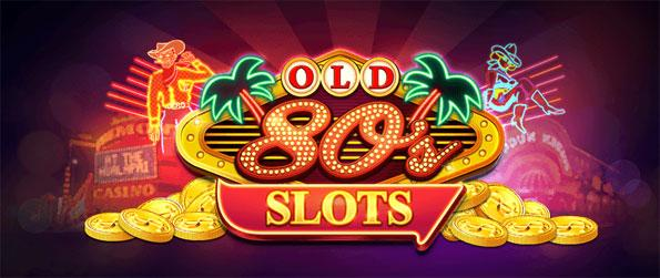 Old 80's Slots - Bring back the old days of slot machine gaming.