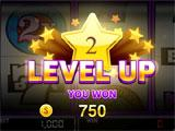 Vegas Deluxe Slots Leveling Up