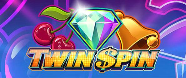 Twin Spin - Play an exciting game of slots in the game Twin Spin.