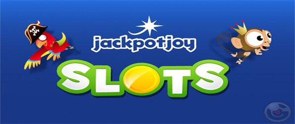 Jackpotjoy Slots - Play over 50 different machines in this amazing Facebook Slots Game.