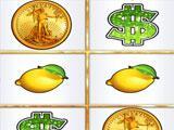 Spin Vegas Slots Lemon Symbols