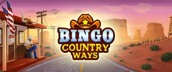 Bingo - Country Ways - Enjoy this addicting bingo game that'll keep you engaged for hours upon hours.