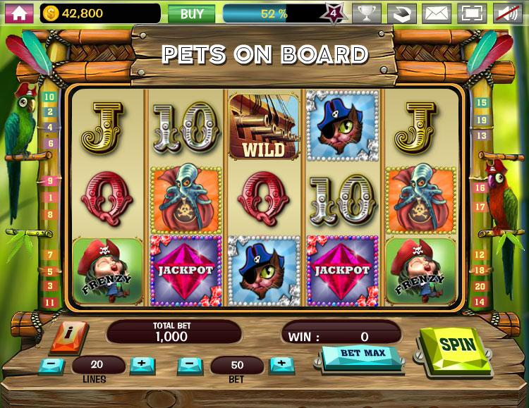 Space Pirates Slot - Read the Review and Play for Free