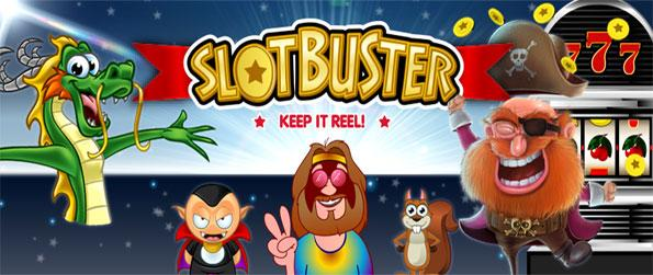 Slots Buster - Choose from over 40 machines in this epic Facebook Slots Game.