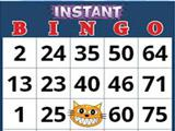 Happy Cat Bingo on Lucky Bingo