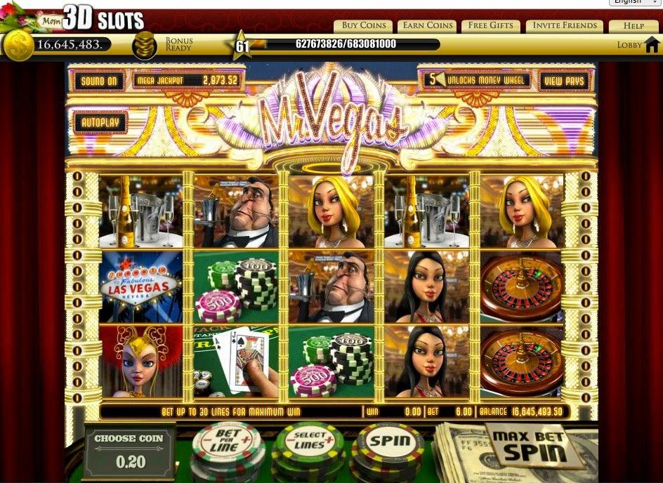 free 3d casino slots no download