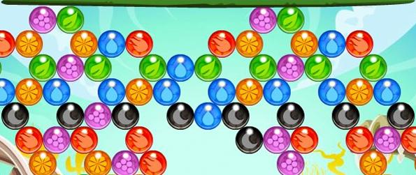 Bubble Island - Fast, Colorful, and Social Arcade Experience!