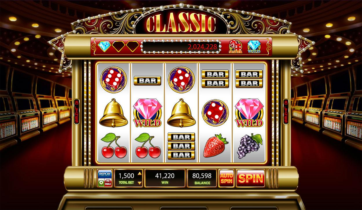 Free slot machine games no downloads