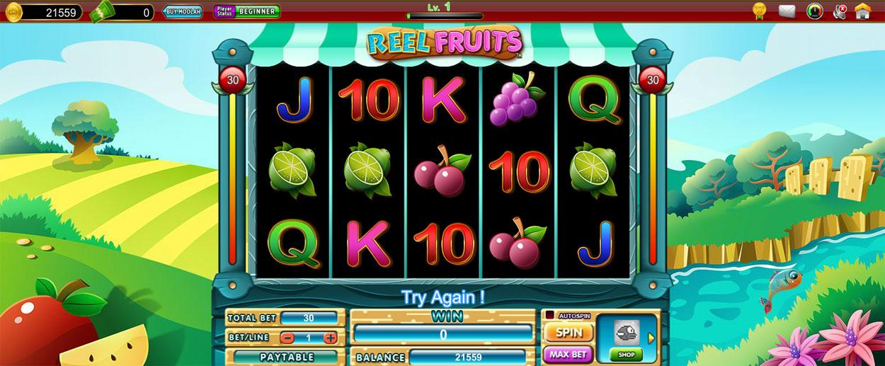 Fusion Fruit Beat Slot Machine - Read the Review Now