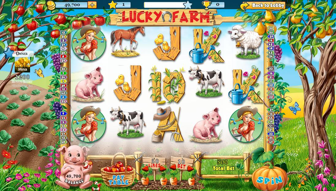 Lucky lucy slot machine