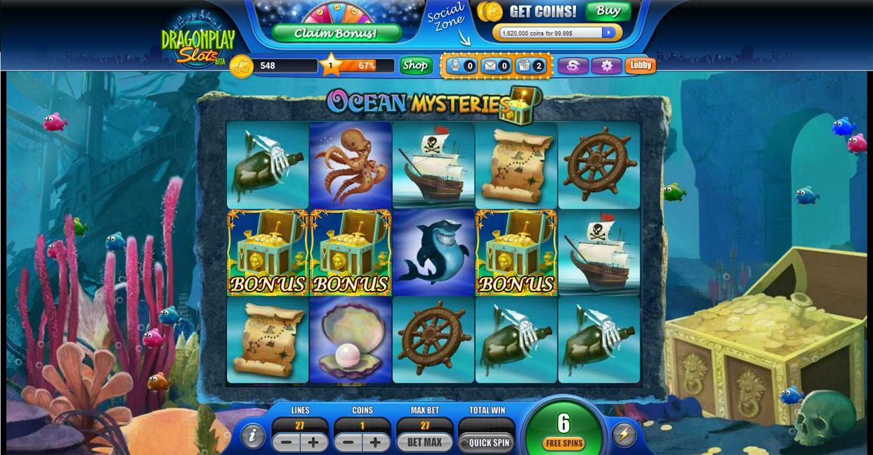 Split Dragon Slot Machine - Play for Free & Win for Real