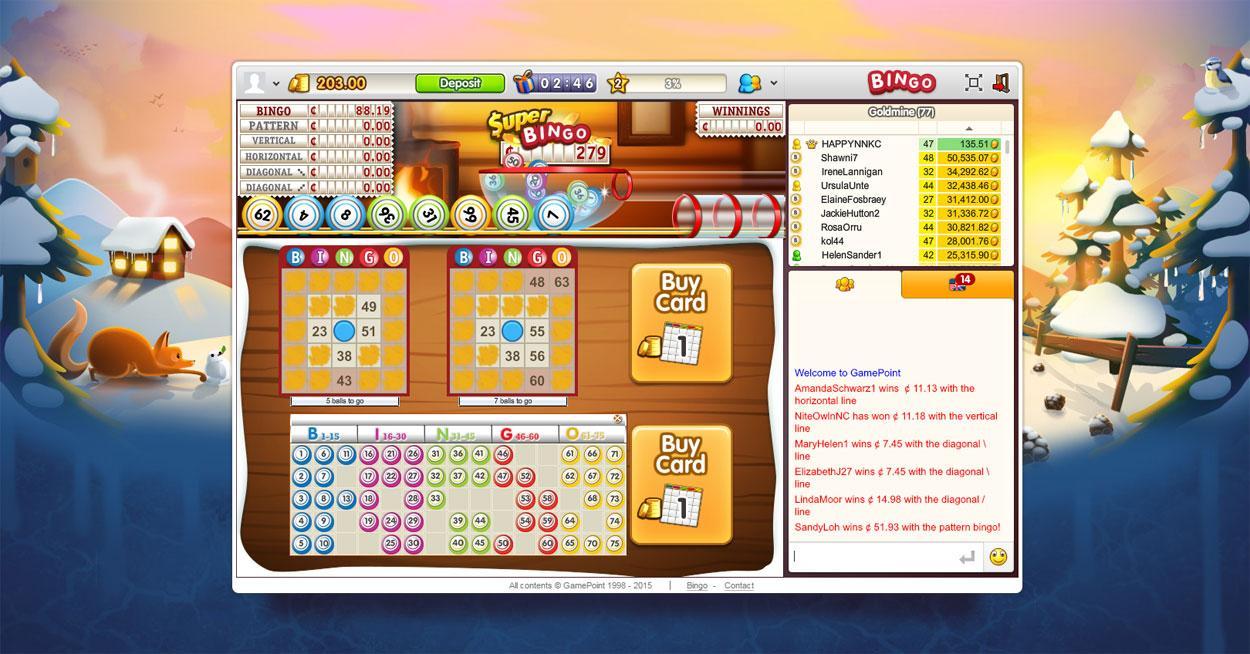games like bingo