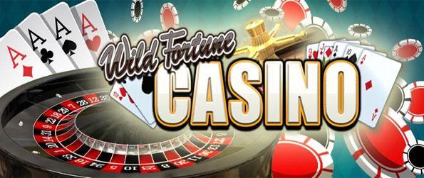 Wild Fortune Casino - Enjoy a fun casino full of all the classic games presented in a brilliant way.