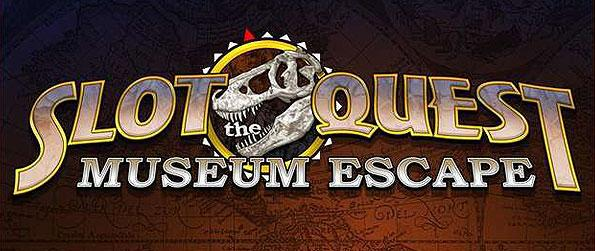 Slots Quest: The Museum Escape - See what lies inside the museum after its door closes and as the night approaches.
