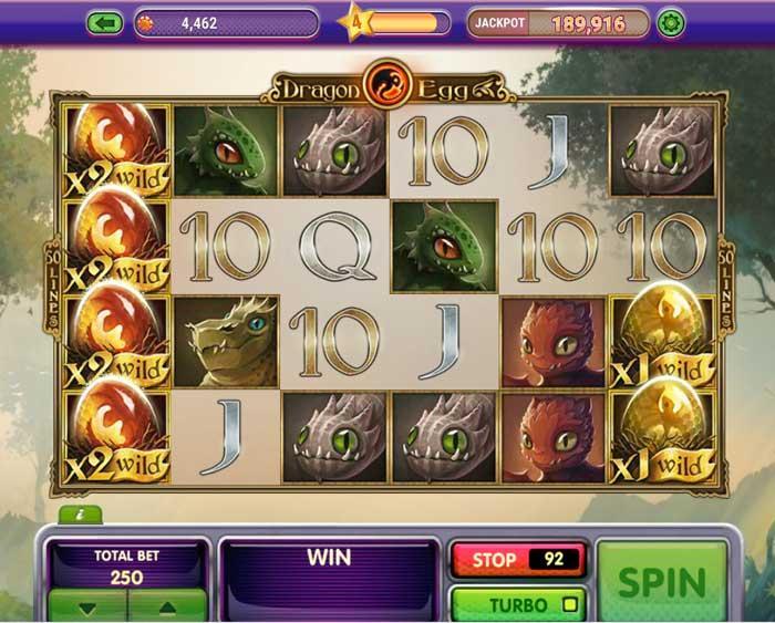 slots and bingo games