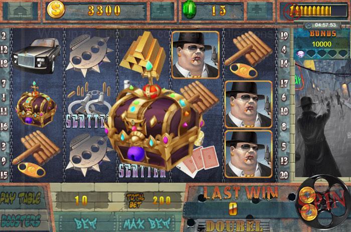 free slots games mafia