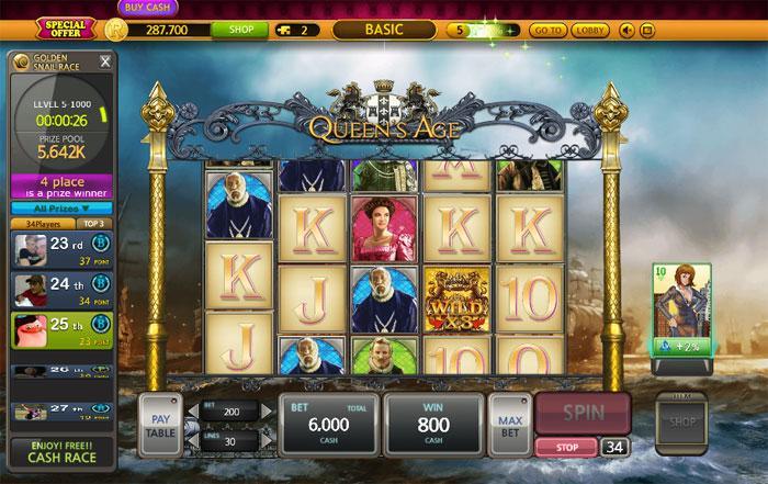 rock n cash casino vip